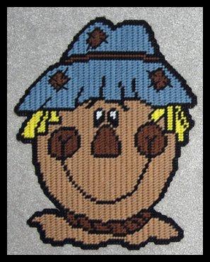 0116 SCARECROW FACE-C1Scarecrow Face Clipart