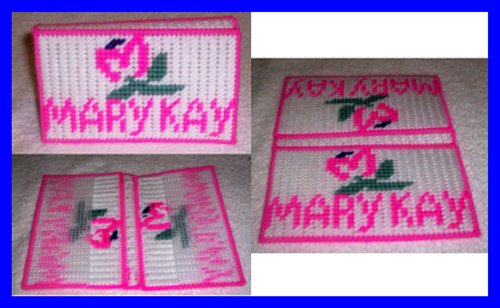 checkbook cover mary kay